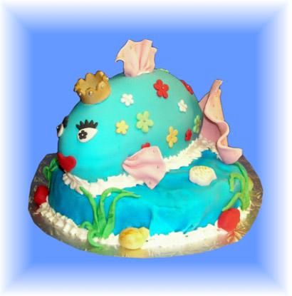 gâteaux-3d - patisserie alice au pays des merveilles